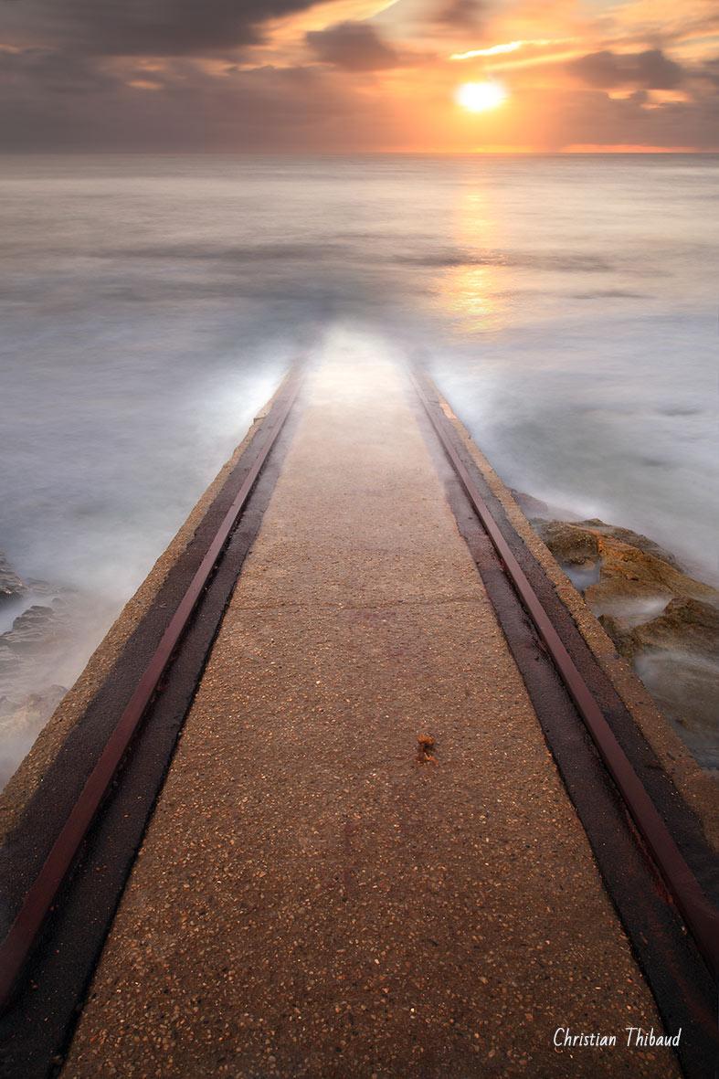 Au coeur de l'océan ...  (Normandie)
