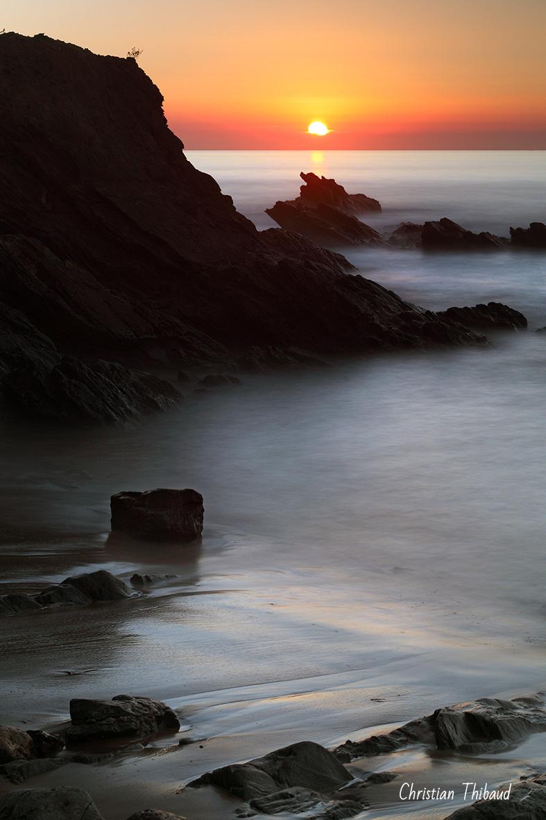 Dessiner la mer ... (Jard-sur-Mer)