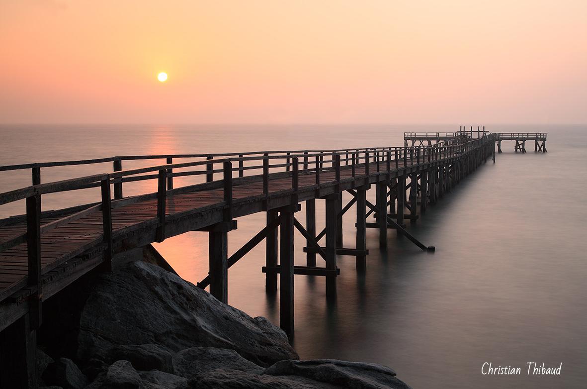 Dès l'aube, embarquer ... (Noirmoutier)