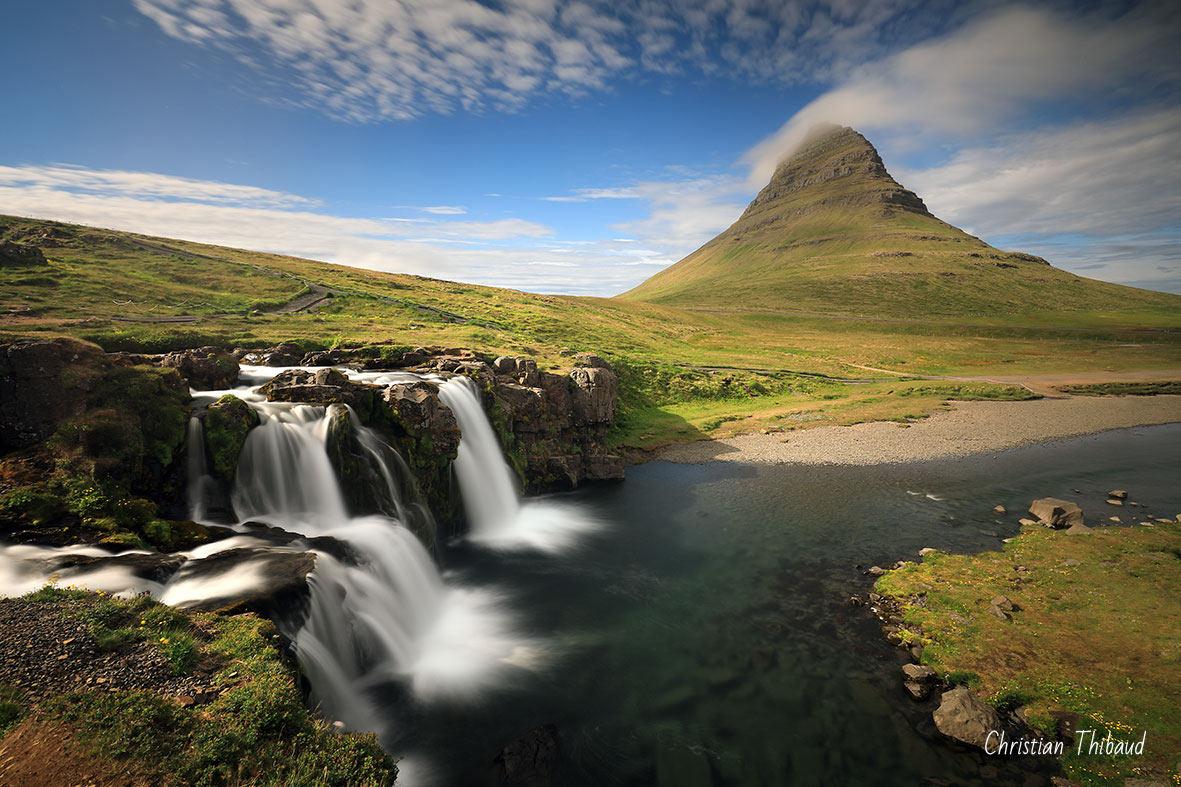 D'absolu, rêver ... Kirkjufellsfoss-Islande)