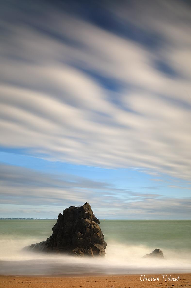 Danser avec l'océan ... (St Marc)
