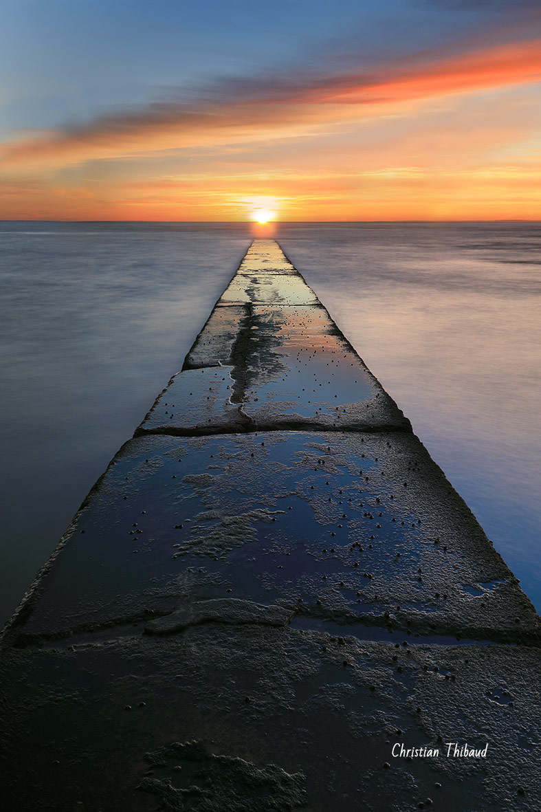 De la Lumière, le chemin ...  (St-Hilaire-de-Riez)