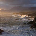 Doux fracas du crépuscule ... (Achill Island - Irlande)