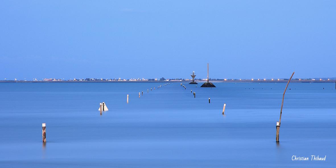 Invitation à l'amerrissage ... Le Gois-Noirmoutier