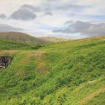 Point d'orgue ... (Svartifoss-Islande)