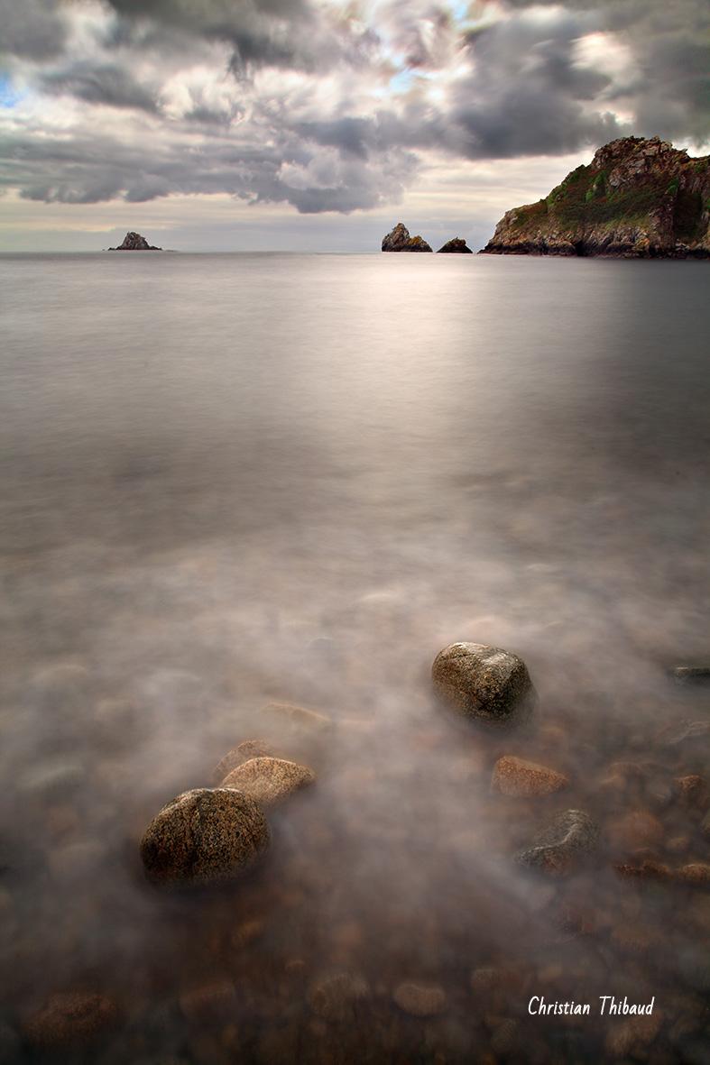 L'horizon, toujours l'horizon ... (Morbihan)
