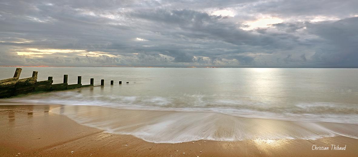 Offrir la mer ... (L'Aiguillon-sur-Mer)
