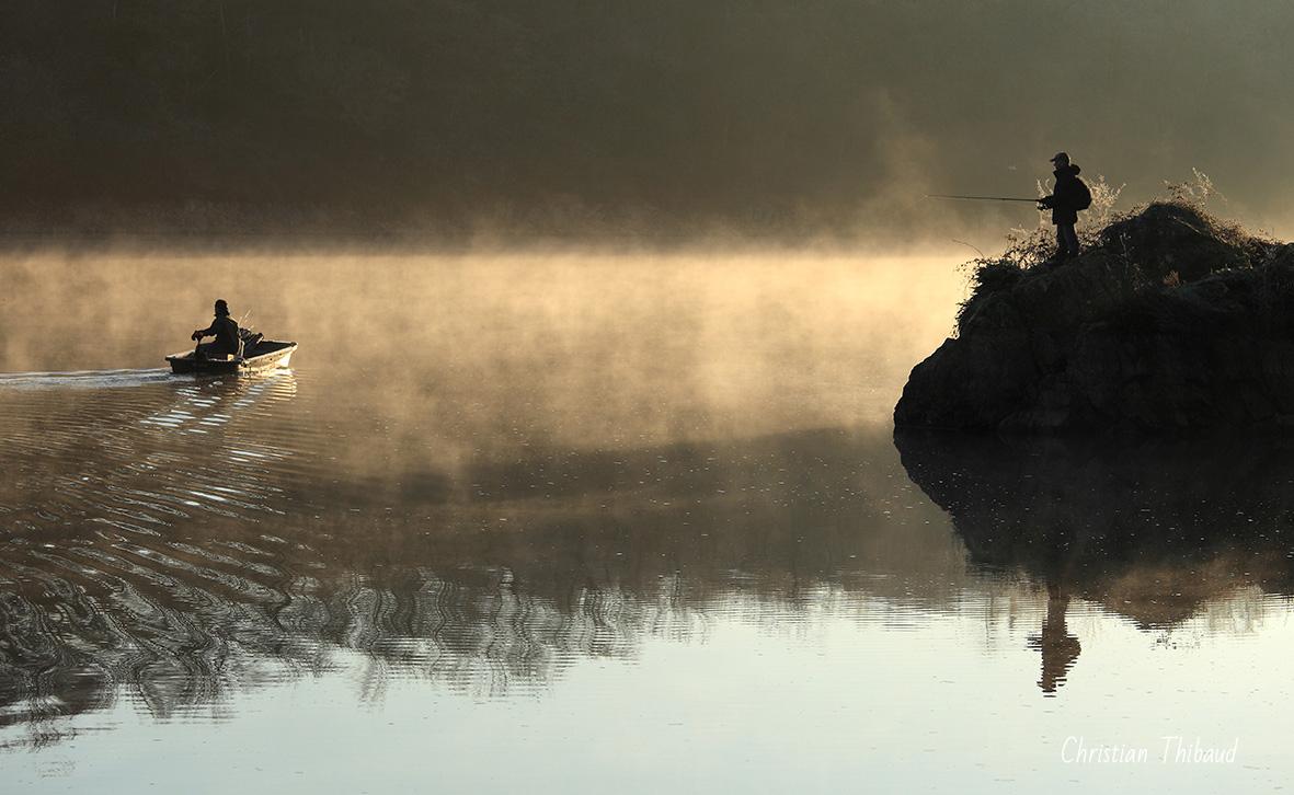 Pêcheurs de brume ... (Chantonnay)