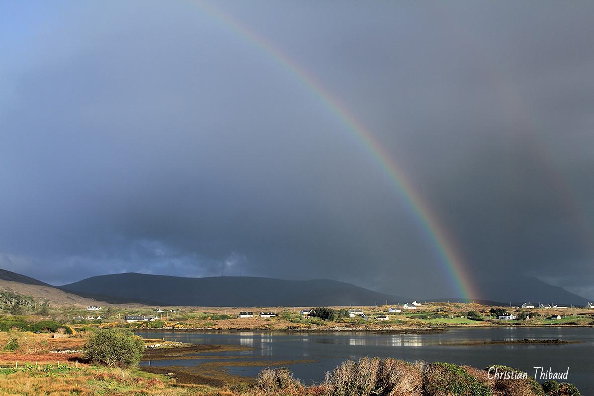 Pluie de lumière ... (Irlande)