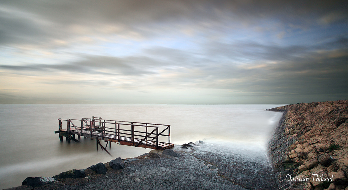 Dernier quai ... (L'aiguillon-sur-Mer)