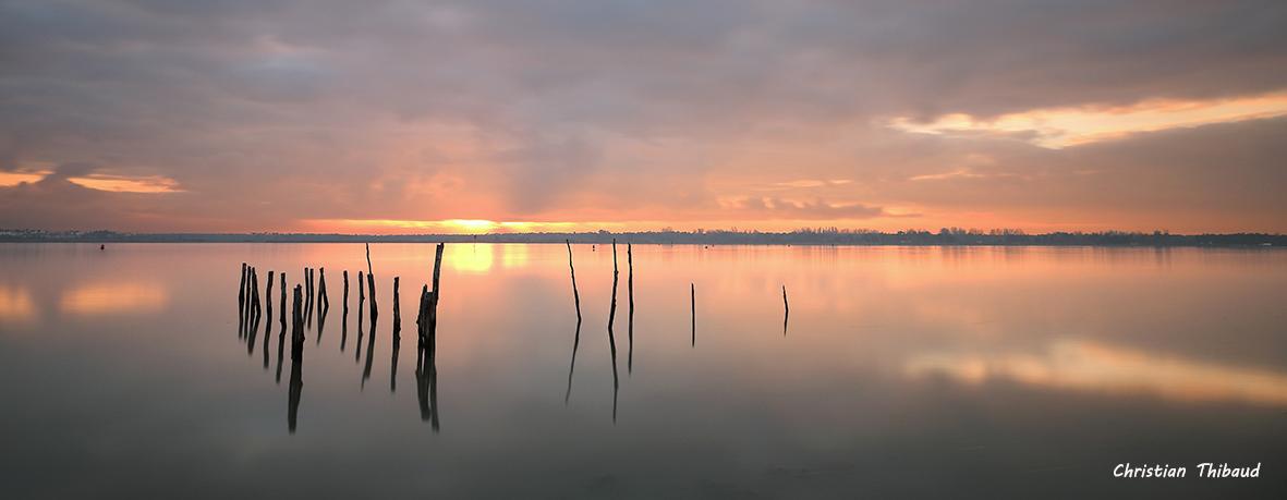 Eclat d'horizon ... (L'Aiguillon sur Mer)