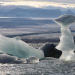 Sentinelle éphémère ... (Jokulsarlon-Islande)