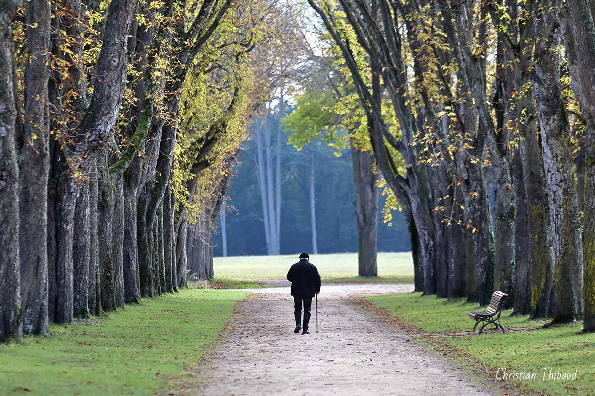 Traverser l'automne ... (Richelieu)