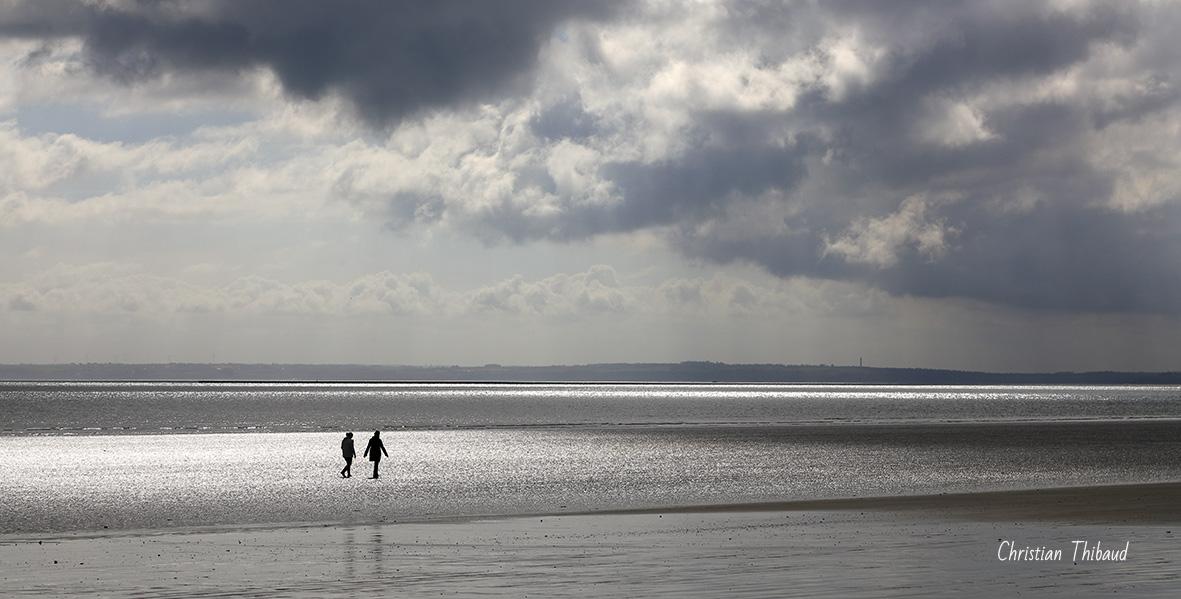 Vers la Lumière, marcher ...  Morbihan